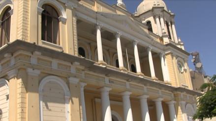 Chiclayo: 200 mil soles demandará el pintado de la Iglesia Santa María Catedral