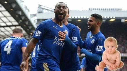 Leicester: padre registro a su hijo con nombre del campeón inglés