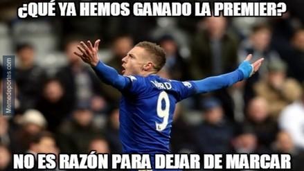 Leicester: estos son los memes tras proclamarse campeón de Premier League