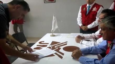 JEE de Chiclayo proclamó resultados del congreso al 100%
