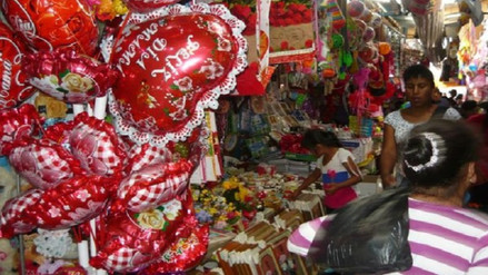 Lambayeque: mercados lucen abarrotados a horas del Día de la Madre