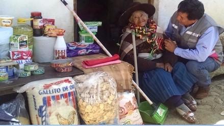 Madres centenarias viven más en Ayacucho, Apurímac, Puno y Huancavelica