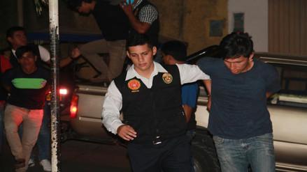 Tarapoto: policía captura a tres secuestradores de un menor de edad
