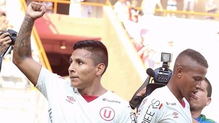 Universitario de Deportes goleó 3-1 a UTC con 'hat-trick' de Raúl Ruidíaz