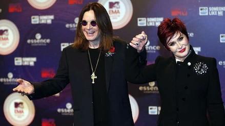 Ozzy Osbourne y Sharon Osbourne se separan luego de 33 años