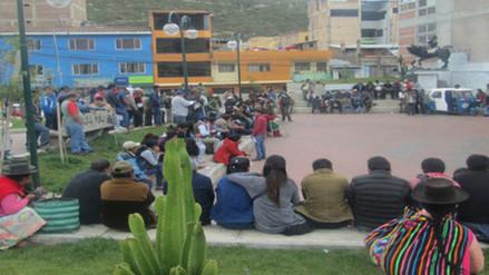 Abancay: comisión de agricultores de Curohuasi viajará a Lima