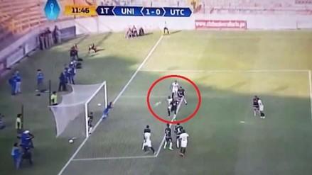 Universitario vs. UTC: Raúl Ruidíaz reapareció con gol de cabeza