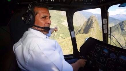 Ministerio de Cultura: sobrevuelo sobre Machu Picchu fue coordinado