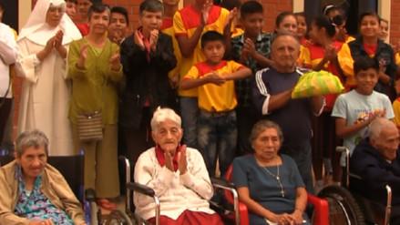 Religiosas del asilo de ancianos piden apoyo de las autoridades