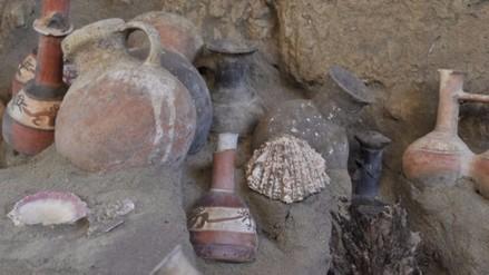 Usan drones y GPS para saneamiento físico legal de 25 sitios arqueológicos en la región Lambayeque
