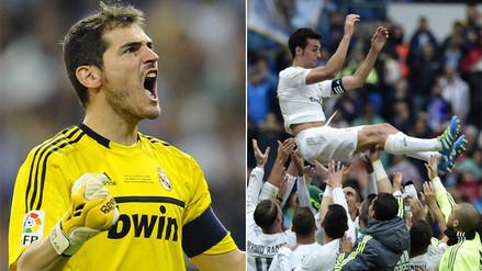 Real Madrid: Iker Casillas pidió más despedidas como las de Álvaro Arbeloa