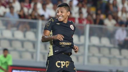 Universitario: Raúl Ruidíaz es el jugador mejor pagado del torneo local