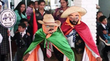 Quilcas espera dos mil visitantes para la fiesta de Los Janachos