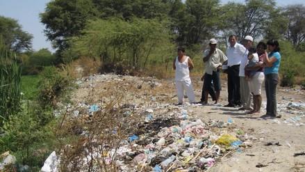 Ascope: Transfieren 54 hectáreas para relleno sanitario en Chocope