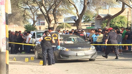 Detienen a delincuente tras balacera en Piura
