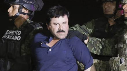 Juez aprueba la extradición de 'El Chapo' Guzmán a EEUU