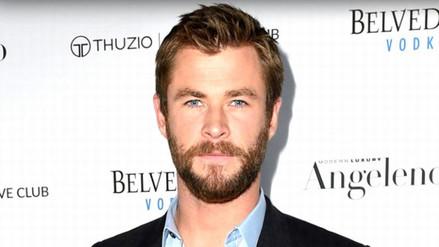 Chris Hemsworth es el chef más sexy del mundo