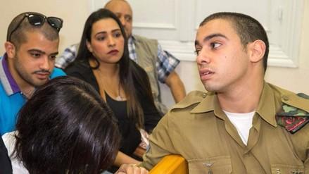 Israel abre juicio a soldado acusado de matar a un palestino