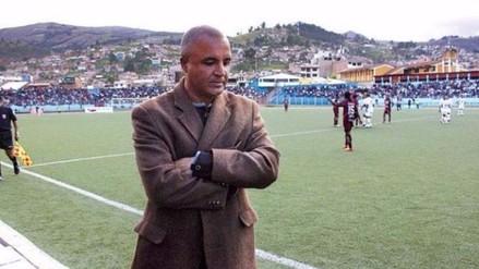 UTC aseguró que 'Rafo' Castillo sigue al mando del equipo