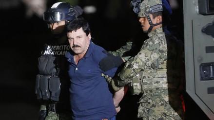 EEUU: fiscal general rechaza fijar fecha para extradición del Chapo
