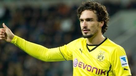 Borussia Dortmund: la carta de Mats Hummels tras su pase al Bayern Munich