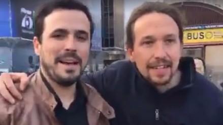 Izquierda española logra acuerdo para intentar ser la fuerza más votada