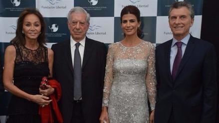 Mario Vargas Llosa e Isabel Preysler disfrutan de sus días en Argentina