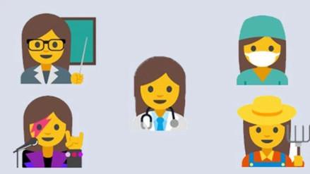 La igualdad de género también quiere llegar al mundo de los emojis