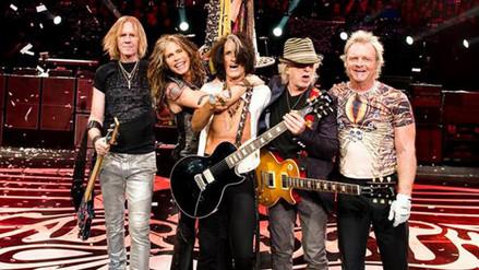 Aerosmith en Lima: conoce los precios y las zonas para el concierto
