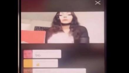 Joven francesa transmite su suicidio por Periscope