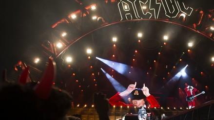 Así fue el concierto de AC/DC en Sevilla, con Axl Rose de vocalista