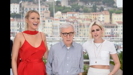 Blake Lively y Kristen Stewart llegan a Cannes