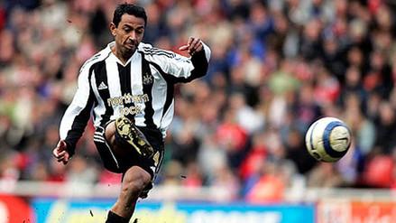 Newcastle: los mejores goles de Nolberto Solano con las 'Urracas'