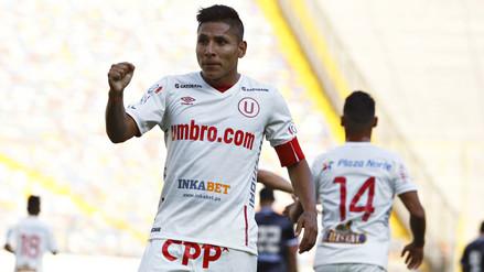 Raúl Ruidíaz jugará el Torneo Clausura a pesar que 9 clubes no querían