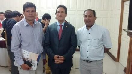 Jurado Electoral Especial proclama a electos congresistas por Cajamarca