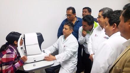 Huancayo: ministro de Salud supervisa funcionamiento de Hospital Carrión