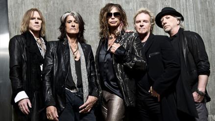 Aerosmith regresa a Lima por última vez