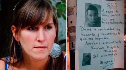 Argentina lucha por reconectar con hombre que la bloqueó en Tinder