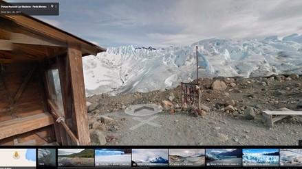 Google Street View ahora muestra las maravillas paisajísticas de Argentina