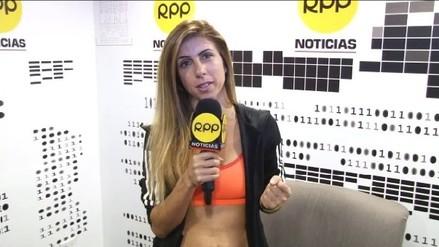 """Fiorella Cayo: """"Aprendo nuevas cosas todos los días en El Gran Show"""""""