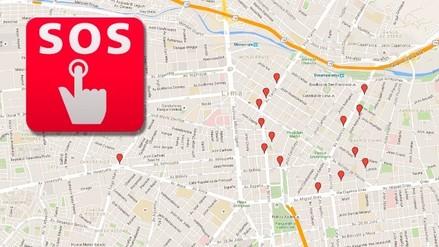 Botones de pánico: ¿en qué lugares de Lima están ubicados exactamente?