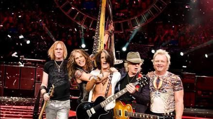 Aerosmith en Lima: 5 razones para no perderte el show de despedida