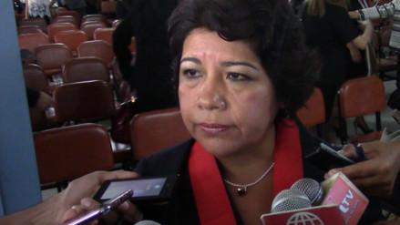 Ana Salés pidió disculpas por desatinadas frases de jueza Cecilia Grandez