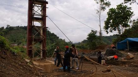 Entregarán en la selva puneña puentes construidos por miembros del Ejército