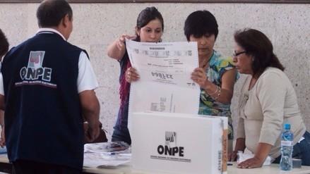 Pacasmayo: ODPE reubica electores de dos locales de votación