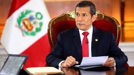 AFP: Humala recibió proyecto sobre retiro de fondos para vivienda