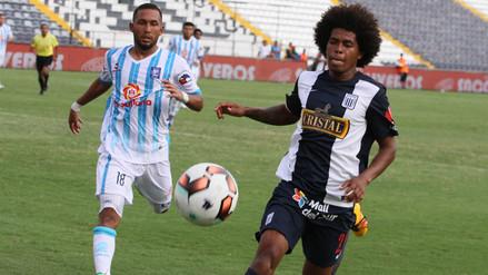 Alianza Lima se impuso 1-0 a Alianza Atlético con gol de Pier Larrauri
