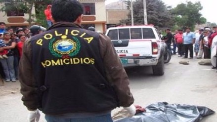 Trujillo: asesinan a dos hermanos en distrito de Florencia de Mora