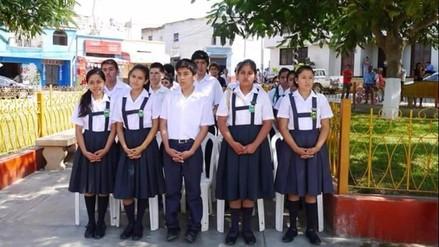 Ascope: Fiscales escolares comprometidos para erradicar bullying