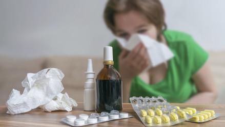 Abuso de antigripales puede causar problemas cardiacos